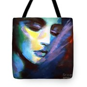 Allness Of The Universe Tote Bag