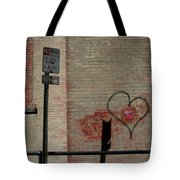 Allyway Theater Tote Bag