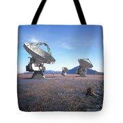 Alma Vision Tote Bag