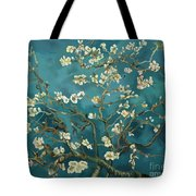 Almond Blossoms' Reproduction Tote Bag