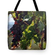 Almost Harvest Tote Bag