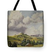 Almost Harvest Time Tote Bag