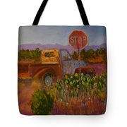 Almost Home - Art By Bill Tomsa Tote Bag