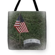 Almost Lost But Not Forgotten Tote Bag