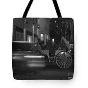 Almost Midnight - Modern Day Cinderella Tote Bag