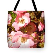 Almost Over Tote Bag