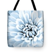 Almost Perfect-blue Tote Bag