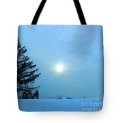 Almost Quittin' Time Tote Bag