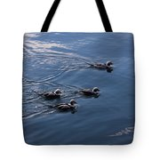 Almost Synchronized Swimming  Tote Bag