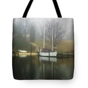 Almost Winter Tote Bag