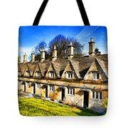 Almshouses Tote Bag