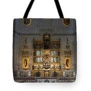 Almudena Cathedral Altar Tote Bag