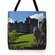 Alnwick Lion Tote Bag