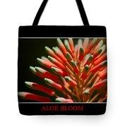 Aloe Bloom Window Tote Bag