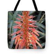 Aloe Vera Flower Tote Bag