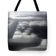 Aloft Tote Bag