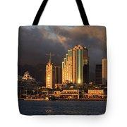 Aloha Ahiahi Tote Bag