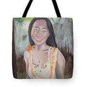Aloha Jade Tote Bag