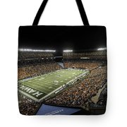 Aloha Stadium Night Game Tote Bag