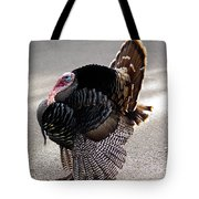 Aloha Turkey II Tote Bag