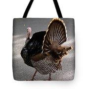 Aloha Turkey Tote Bag