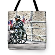 Alone And Forgotten Tote Bag