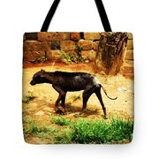 Alone And Starving Tote Bag