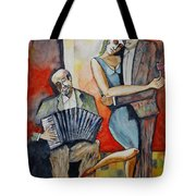Alone And Together Tote Bag