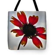 Alone Flower I Mlo Tote Bag