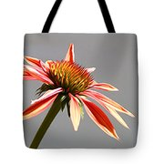 Alone In Her Beauty Tote Bag