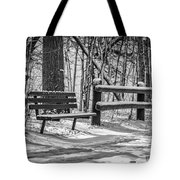 Alone In Your Thoughts Tote Bag