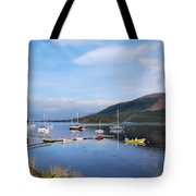 Along Loch Leven 2 Tote Bag