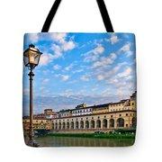 Along The Arno #2 Tote Bag