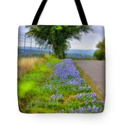 Along The By Ways Tote Bag