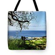 Along The Coastal Path - Lyme Regis Tote Bag