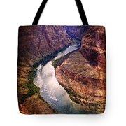Along The Colorado River Tote Bag
