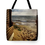 Along The Dunes Tote Bag