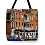 Along The Grand Canal Tote Bag