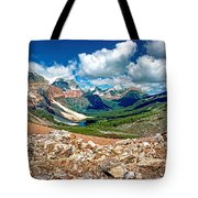 Along The Great Divide Tote Bag
