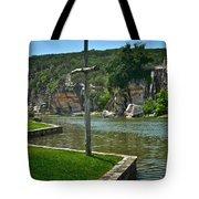 Along The Guadalupe Tote Bag