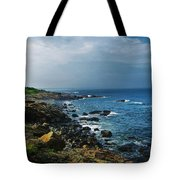 Along The Marginal Way Tote Bag
