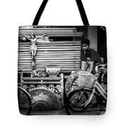 Along The Road Of Life Tote Bag