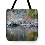 Along The Shore Tote Bag