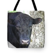 Alot Of Bull Tote Bag