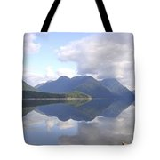 Alouette Lake Reflections - Golden Ears Prov. Park, Maple Ridge, British Columbia Tote Bag