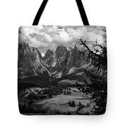 Alpes IIi Tote Bag