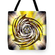 Alpha Starship One Tote Bag