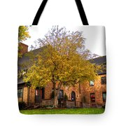 Alpha Tau Omega Fraternity At Washington State University Tote Bag
