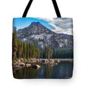 Alpine Beauty Tote Bag