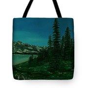 Alpine Garden Tote Bag